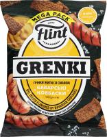 Грінки житні Баварські ковбаски Flint м/у 110г