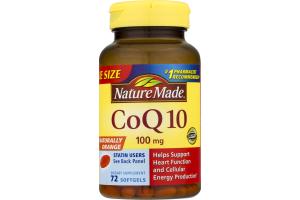Nature Made CoQ10 - 72 CT