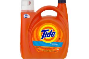 Tide Laundry Detergent Clean Breeze