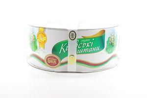 Торт ХК №12 Київські каштани 1кг