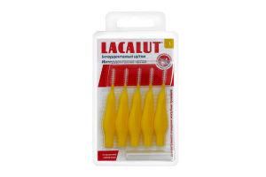 Щетка межзубная 4мм L Lacalut 5шт