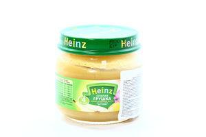 Пюре для детей от 4мес Спелая грушка Heinz baby с/б 80г