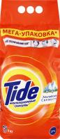 Порошок стиральный автомат Альпийская свежесть Tide 9кг