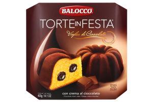 Торт Balocco Voglia di Panna e Cioccolato 400 г