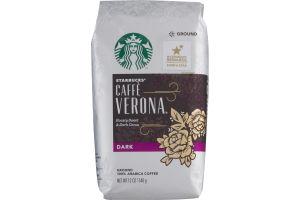 Starbucks 100% Arabica Coffee Caffe Verona Dark Ground