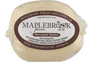 Maplebrook Farm Handmade Fresh Mozzarella Cherrywood Smoked