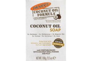 Palmer's Coconut Oil Formula with Vitamin E Coconut Oil Soap