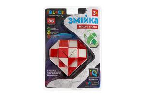 Іграшка для дітей від 3років №PL-920-33 Змійка Iblock 1шт