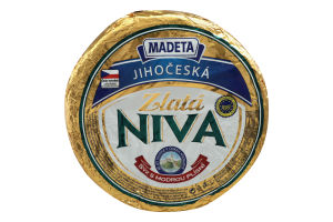 Сыр 60% Zlata Niva Madeta кг