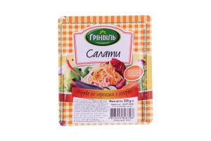 Салат Морковь по-корейски с сельдереем Грінвіль п/у 200г