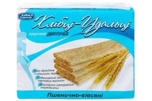 Хлебцы пшенично-овсяные Хлібці-Удальці м/у 100г