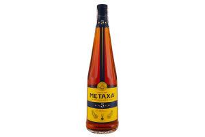 Алкогольный Напиток 1л 5* Metaxa