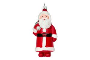 Прикраса ялинкова №3149 Санта Клаус Оском Плюс 1шт