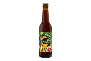 Пиво 0.33л 5.8% напівтемне нефільтроване Червоні Очі Правда пл
