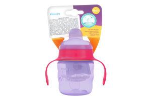 Чашка для питья 200мл для детей от 6-ти месяцев №SCF551/03 Avent 1шт