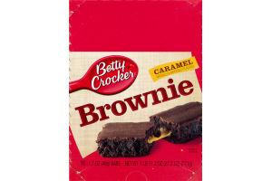 Betty Crocker Caramel Brownie - 16 CT