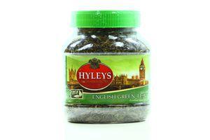 Чай зеленый крупнолистовой English green Hyleys п/б 230г