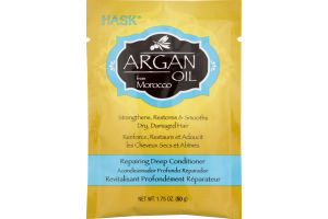 Hask Argan Oil From Morocco Repairing Deep Conditioner