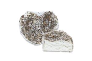 Сир 42.24% м'який з білою пліснявою Дзвінка із сіллю та прованськими травами Сироман кг