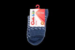 Носки детские Conte-kids TipTop 207 джинс р.20