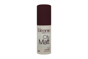 Крем тональний Lirene CityMatt матуруючий вирівн. бежевий 30мл