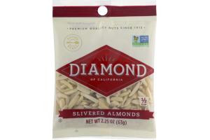 Diamond of California Slivered Almonds
