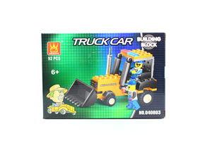 Іграшка Wange конструктор Трактор 040803