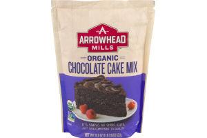Arrowhead Mills Organic Chocolate Cake Mix