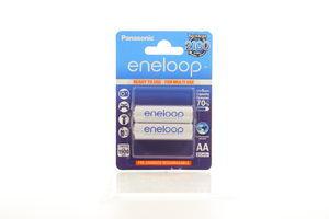 Аккумулятор Eneloop AA 1900 2BP mAh NI-MH Panasonic