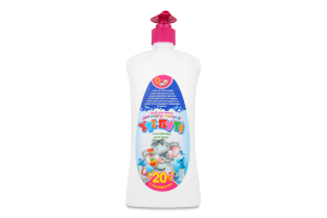 Средство для мытья детской посуды с экстрактом алоэ вера Uti-Puti 600г