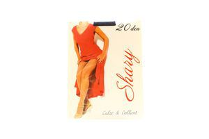 Колготки Shary Calze&Collant 20den nero 5-XL