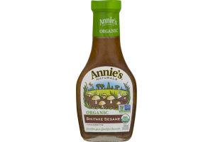 Annie's Naturals Organic Vinaigrette Shiitake Sesame
