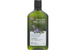 Avalon Organics Shampoo Volumizing Rosemary