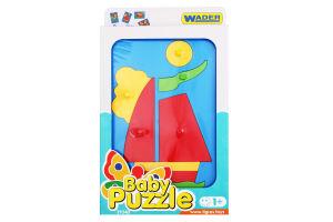 Игрушка для детей от 12мес №39340 Baby Puzzle Wader 1шт