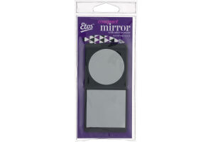 Etos Compact Mirror With Mini Tweezer
