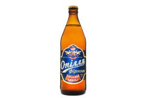 Пиво 0.5л 5.7% світле Опілля Фірмове пл