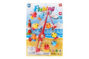 Игрушка для детей от 3лет №689-2 Fishing game Shantou Yisheng Trading 1шт