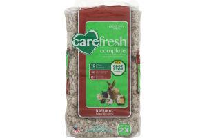 Carefresh Complete Natural Paper Bedding