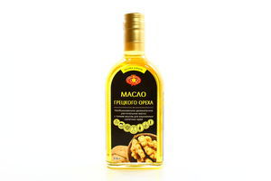 Масло грецкого ореха Golden Kings с/бут 0,35л