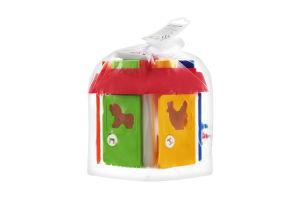 Іграшка для дітей від 3-х років №2438 Будиночок Розумний малюк ТехноК 1шт