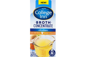 College Inn Broth Concentrate Chicken - 4 CT