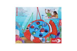 Набір ігровий для дітей від 3 років №606064296 Спіймай рибку Noris 1шт