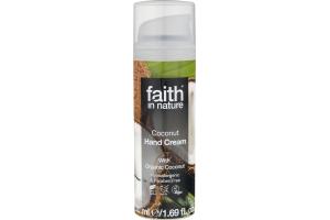Faith in Nature Hand Cream Coconut