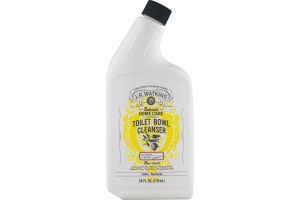 J.R. Watkins Home Care Toilet Bowl Cleanser Lemon
