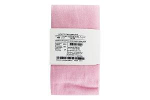 Колготи дитячі 489р.18-20,122-128,60-64 світло-рожеві дюна арт.4611206