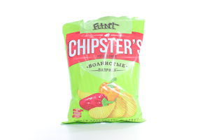 Чіпси хвил.паприка Flint Chipster's 120г