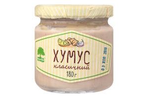 Хумус Інша їжа Класичний с/б 180г х12