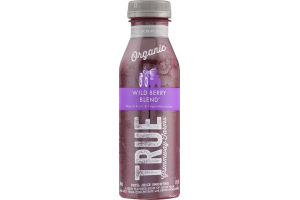 Grimmway Farms True Organic 100% Juice Smoothie Wild Berry Blend