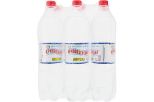 Вода минеральная природная столовая негазированная Кривоозерська п/бут 1л