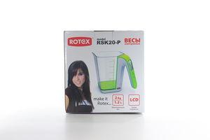 Весы кухонные электронные Rotex